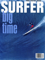 Richard Schmidt Surfer Magazine, Dec 91