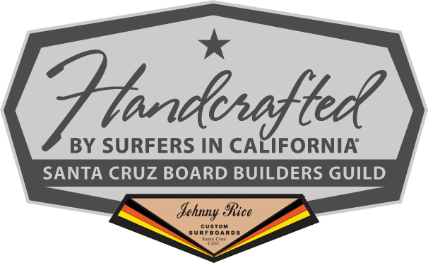 Johnny Rice Custom Surfboards, Santa Cruz, CA