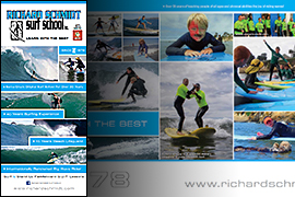 Richard Schmidt Surf School