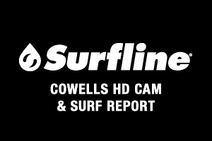 Surfline Cowells HD Cam & Surf Report